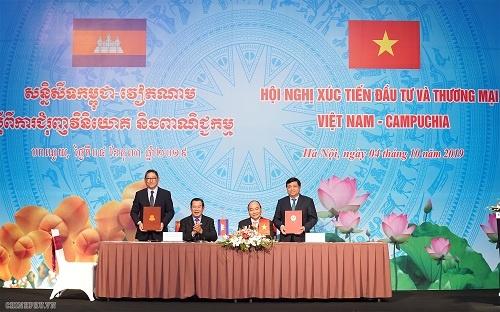 Campuchia muon mo dac khu don doanh nghiep Viet Nam hinh anh 3