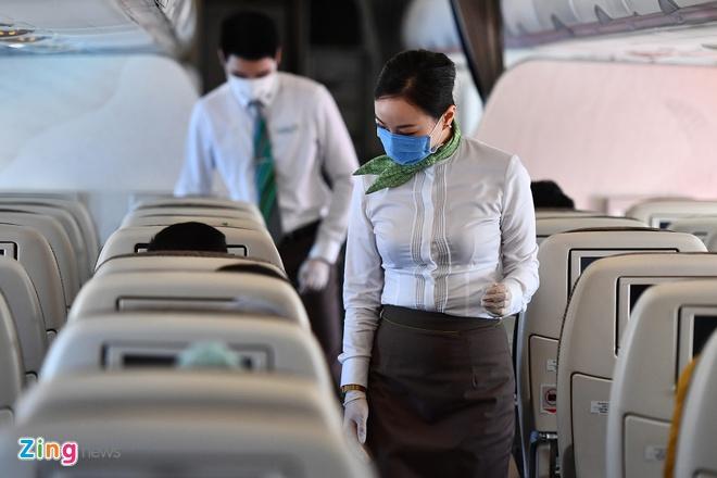 Bamboo Airways noi cham tra 205 ty vi gia dich vu cao hinh anh 1 DSC_2855_zing.jpg
