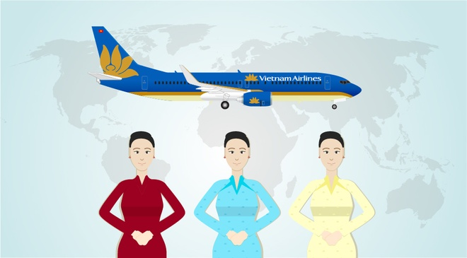 Su chuyen minh ty do cua Vietnam Airlines hinh anh