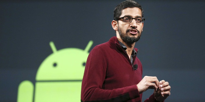 Con duong tro thanh CEO Google cua Sundar Pichai hinh anh 1