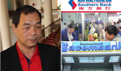 Dai gia Tram Be khong dieu hanh Sacombank sau sap nhap hinh anh