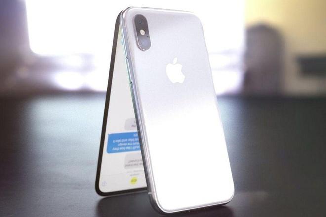 Ảnh dựng iPhone vỏ sò của Apple. Ảnh: Forbes.