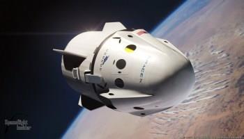 Tau SpaceX cho hanh khach phat no khi dang thu nghiem hinh anh