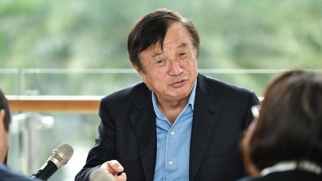 """Ông Ren Zhengfei, nhà sáng lập Huawei, cũng nằm trong """"tầm ngắm"""" của cư dân mạng. Ảnh: Gizmodo."""