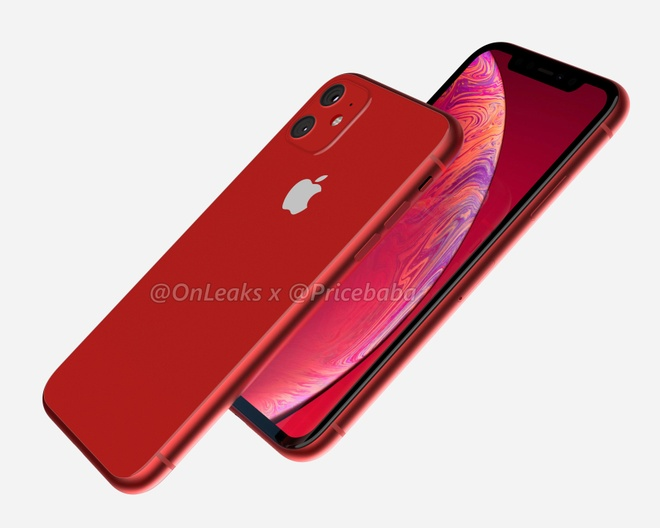 Anh dung iPhone XR 2019 co cum camera 'lung gu' hinh anh 1