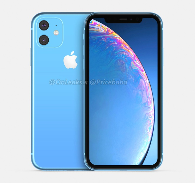 Anh dung iPhone XR 2019 co cum camera 'lung gu' hinh anh 6