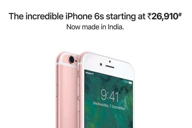 Gan mac 'Made in India', Apple mang iPhone doi cu ve ban tai An Do hinh anh 1