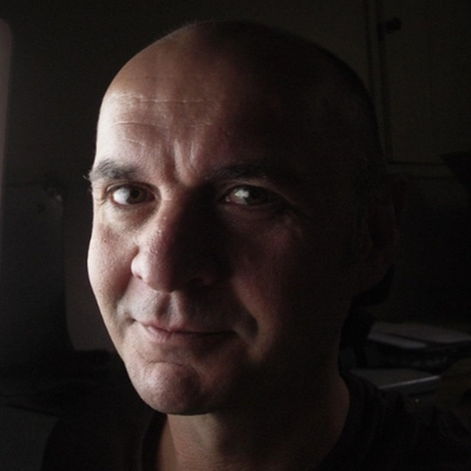 Chân dung tiến sĩ Gerard Cheshire, người giải mã thành công bản thảo Voynich. Ảnh: Academic.