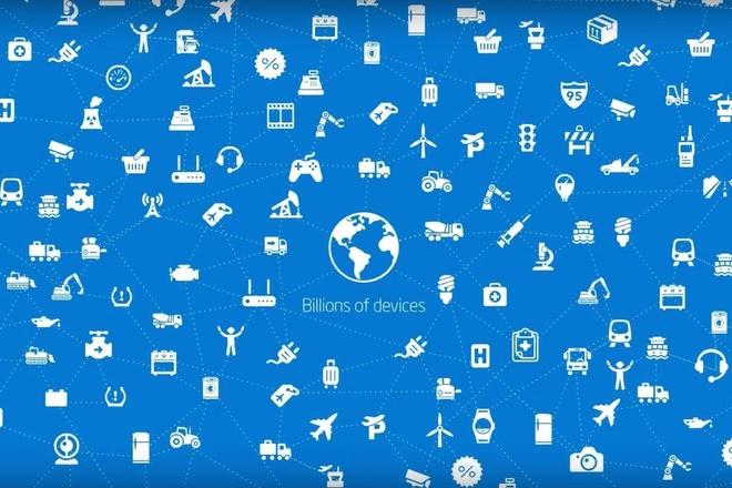 Internet of Things giúp kết nối các thiết bị với nhau trong cùng một mạng, mở ra tiềm năng mới cho nhiều lĩnh vực. Ảnh: The Verge.