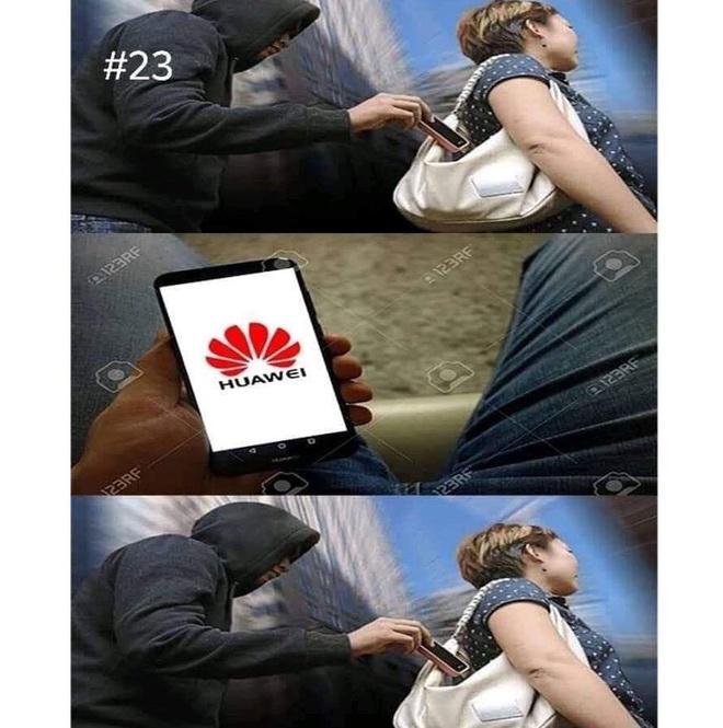 anh che Google cam Huawei,  meme Huawei anh 8