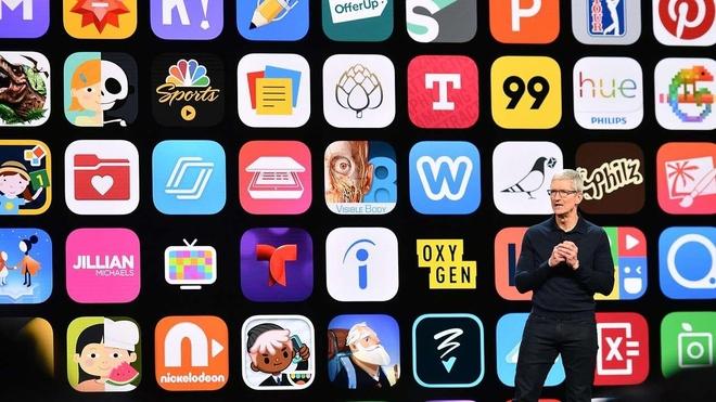 Nhung cau hoi Apple can tra loi,  WWDC 2019 anh 2