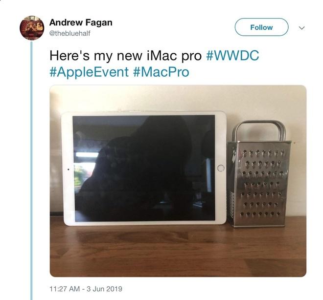 Mac Pro 2019 khien dan mang lien tuong toi ban bao pho mai, lo suoi hinh anh 9