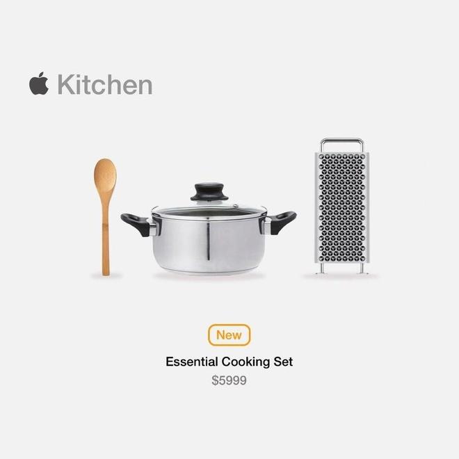 Mac Pro 2019 khien dan mang lien tuong toi ban bao pho mai, lo suoi hinh anh 6