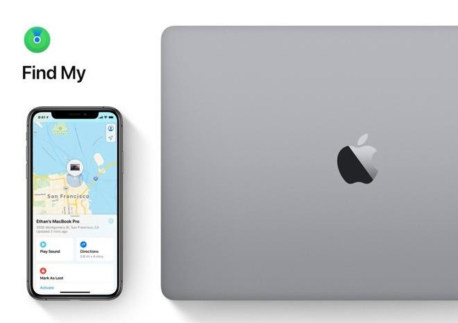 Day la cach Apple tim ra iPhone bi mat ma khong can Internet hinh anh 2