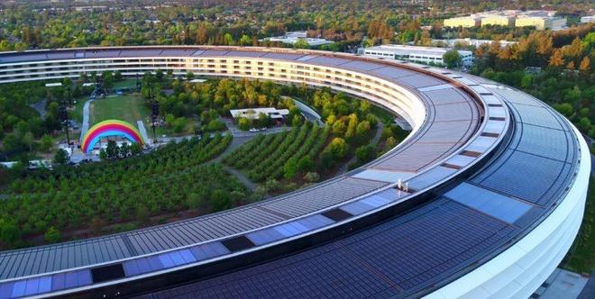 Thanh pho Cupertino tieu ton hon 70 trieu USD de giu chan Apple hinh anh 1