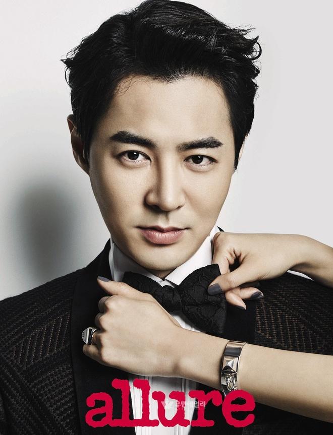 Jun Jin Shinhwa ket hon anh 1