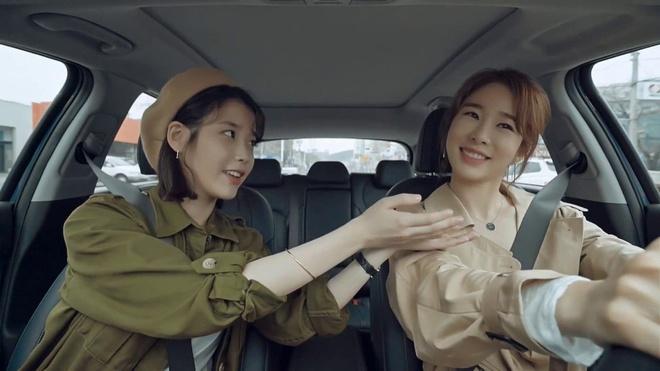 Tinh ban cua IU va Yoo In Na anh 7