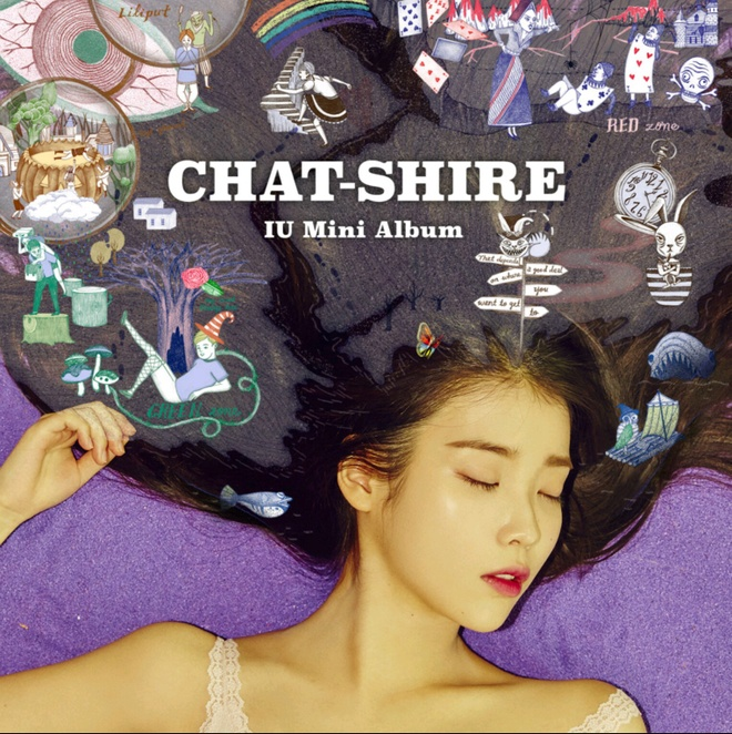 Album solo Kpop ban chay nhat anh 13