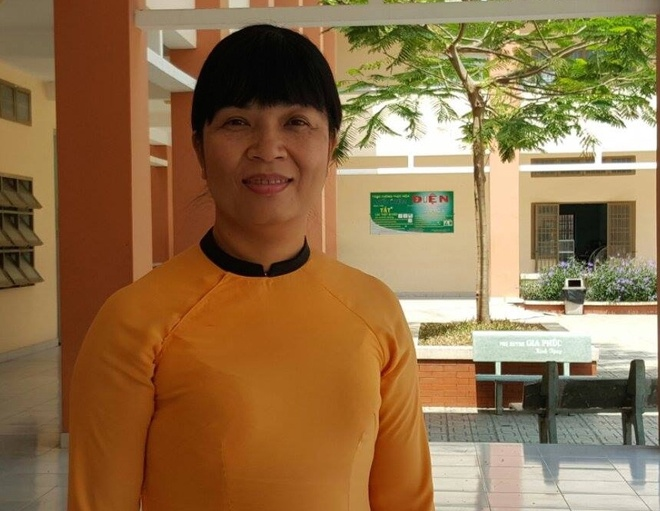 Co giao tu ung cu o TP HCM muon thuc day giao duc toan dien hinh anh 2
