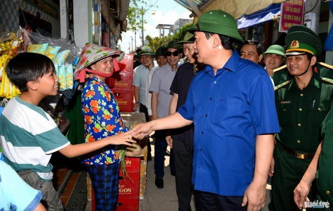 Tham dao Thanh An, Bi thu Thang chi dao som xay truong cap 3 hinh anh 3