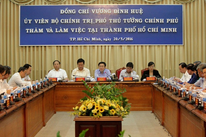 Ong Thang: Ha Noi co cao toc o cac cua ngo, TP HCM cha co gi hinh anh 2