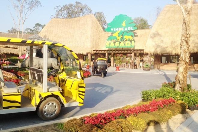 Khoi cong Sai Gon Safari: Bi thu noi quy III, TP noi nam sau hinh anh 1