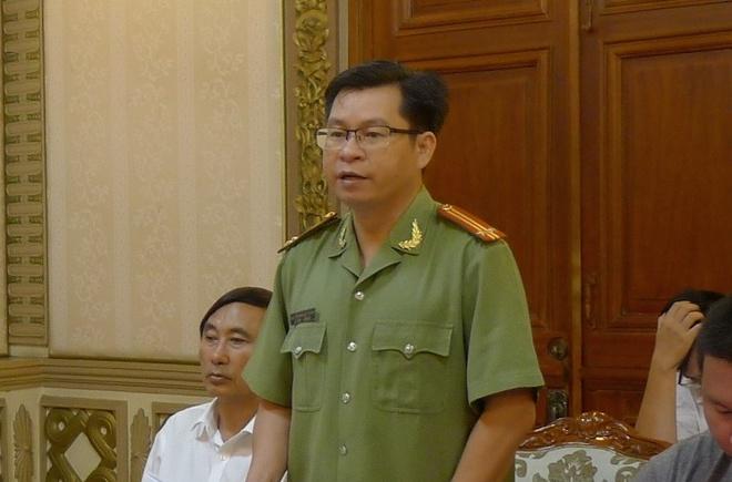 TP HCM trinh de an lap doi san bat cuop len Bo Cong an hinh anh