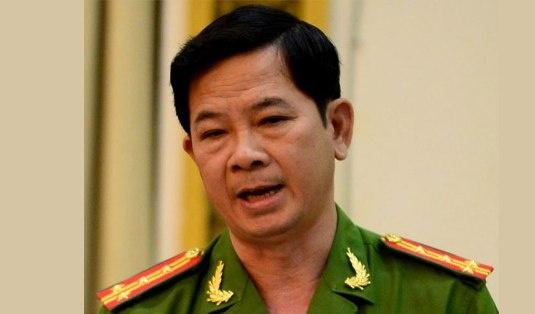 Vu ca phe Xin Chao: Cach chuc truong Cong an Binh Chanh hinh anh