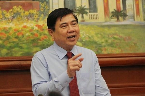 Chu tich TP HCM: Mui hoi thoi co the bat nguon tu Da Phuoc hinh anh