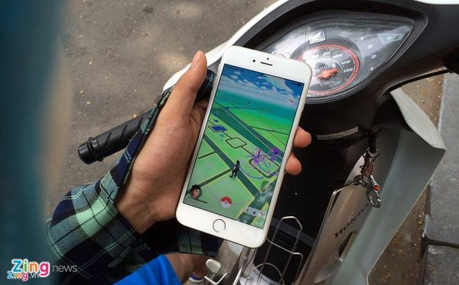TP HCM cam cong chuc choi Pokemon Go hinh anh