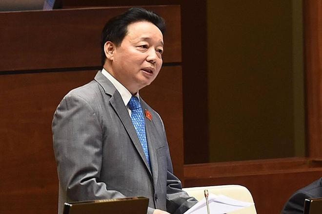 Bo Tai nguyen chiu trach nhiem ve su co Formosa anh 1