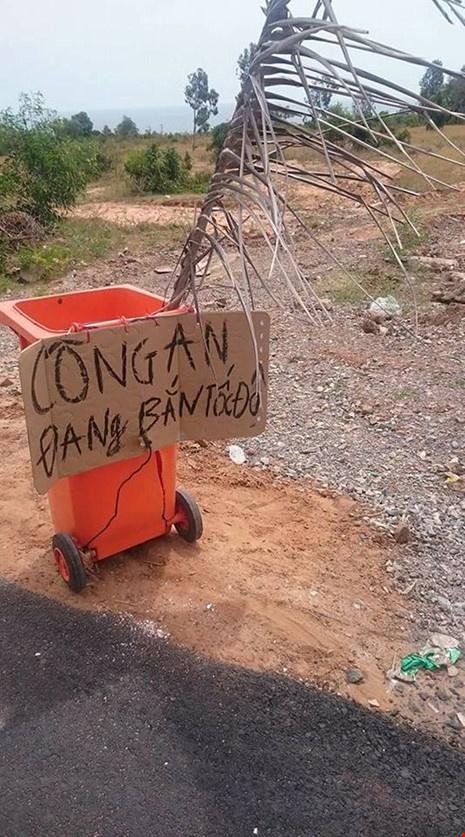 Bang 'Cong an dang ban toc do' la do dan tu dung hinh anh 1