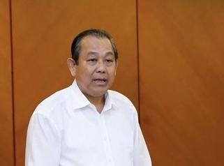 Pho thu tuong: Thu hoi dat dai can boi thuong thoa dang cho dan hinh anh