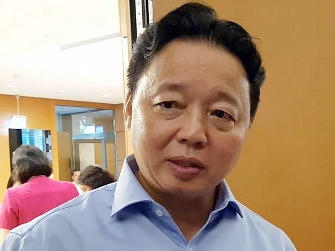 Bo truong Tran Hong Ha: Su co no tai lo voi Formosa khong nguy hiem hinh anh