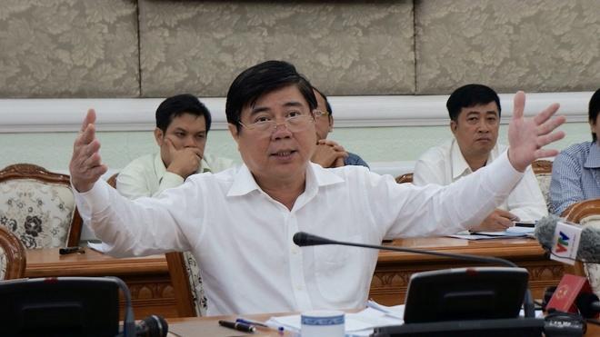 Chu tich TP.HCM: Ba con nong dan khong phai ai cung ranh luat hinh anh