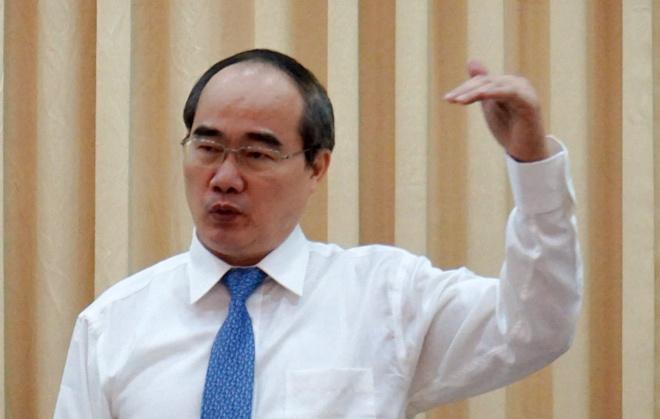 Bi thu Nguyen Thien Nhan: Khoi nghiep la phai ban duoc chat xam hinh anh