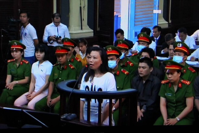 khung bo san bay Tan Son Nhat anh 2