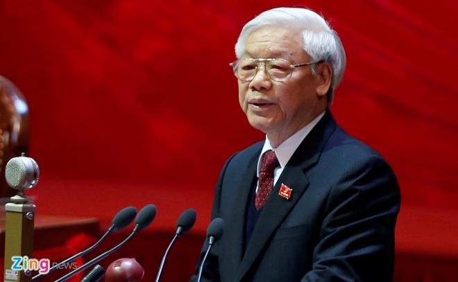Su kien Tong bi thu du Hoi nghi Chinh phu co y nghia lon hinh anh 1