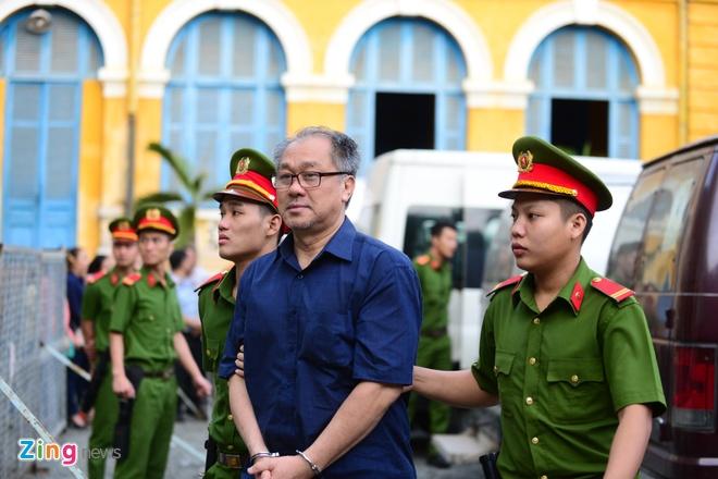 Pham Cong Danh: Neu khong bi ep tang von dieu le, toi khong sai pham hinh anh