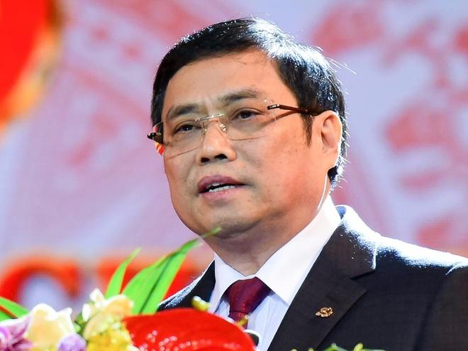 Tac pham viet ve vu Trinh Xuan Thanh gianh giai Bua liem vang hinh anh