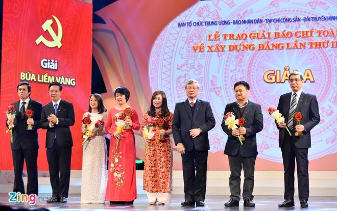 Tac pham viet ve vu Trinh Xuan Thanh gianh giai Bua liem vang hinh anh 3