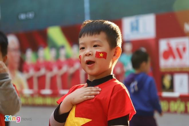 chung ket SEA Games giua U22 Viet Nam va Indonesia anh 16