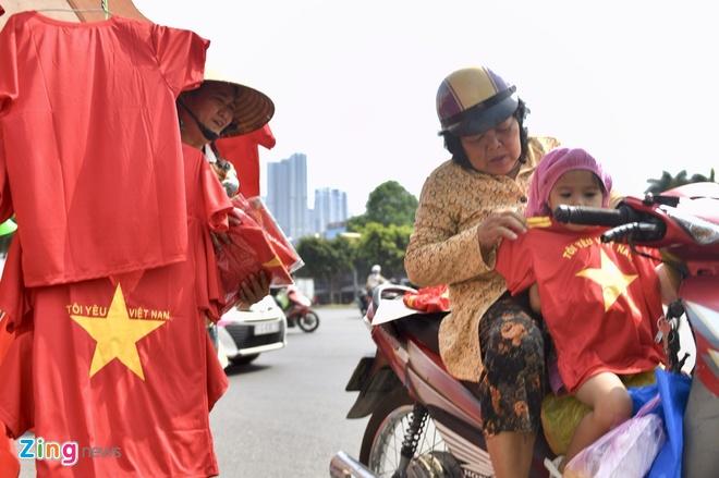 chung ket SEA Games giua U22 Viet Nam va Indonesia anh 3