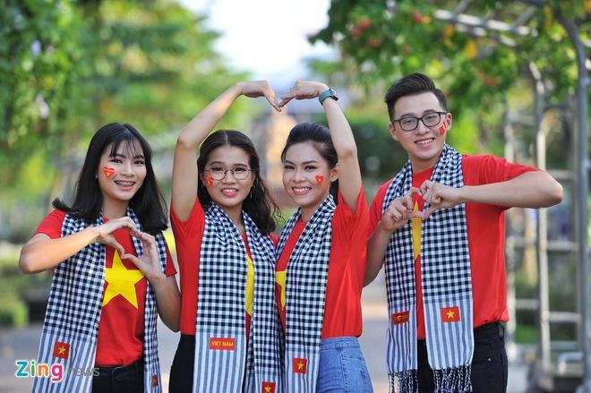 chung ket SEA Games giua U22 Viet Nam va Indonesia anh 13