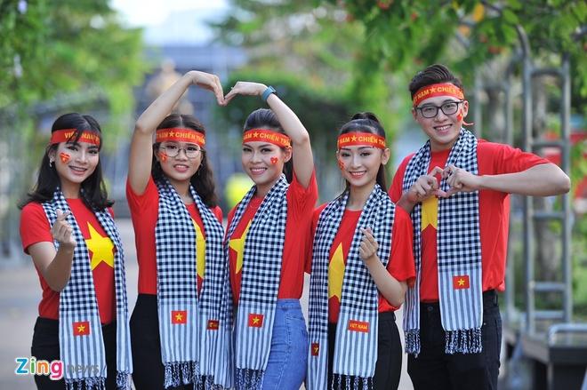 chung ket SEA Games giua U22 Viet Nam va Indonesia anh 12