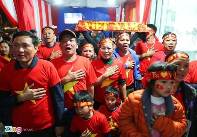 chung ket SEA Games giua U22 Viet Nam va Indonesia anh 48