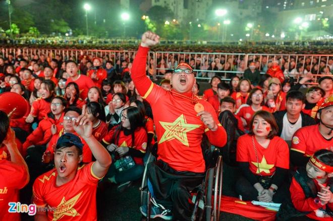 chung ket SEA Games giua U22 Viet Nam va Indonesia anh 69