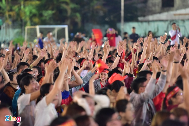 chung ket SEA Games giua U22 Viet Nam va Indonesia anh 61