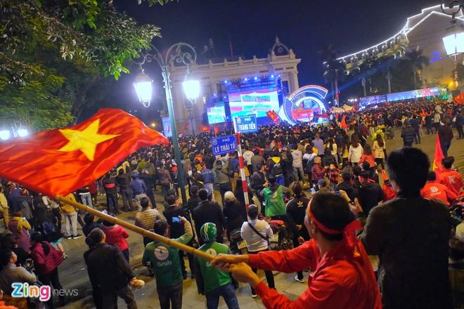 chung ket SEA Games giua U22 Viet Nam va Indonesia anh 66