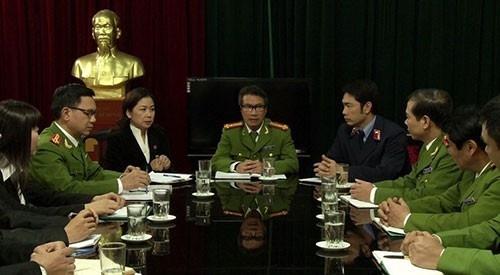 VTV khong binh luan ve du luan quanh phim 'Doi thu ky phung' hinh anh 1